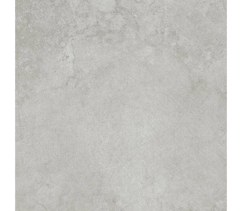 vloertegel TRACKS Grey 80x80 cm