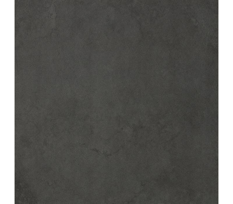 vloertegel TRACKS Black 80x80 cm