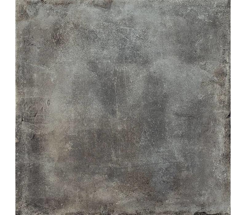 vloertegel OVERLAND Antracite 80x80 cm