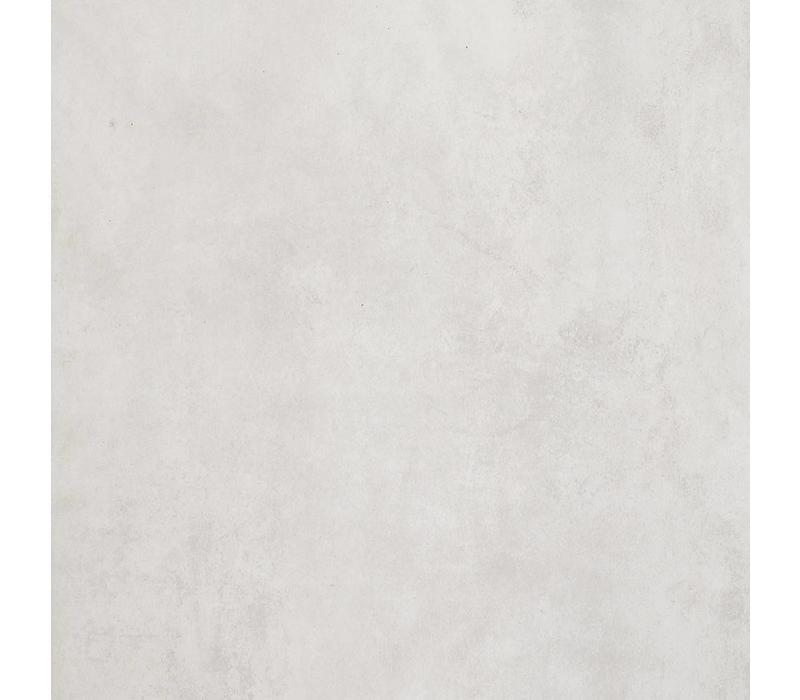 vloertegel WAREHOUSE Wit-Grijs mat 60x60 cm