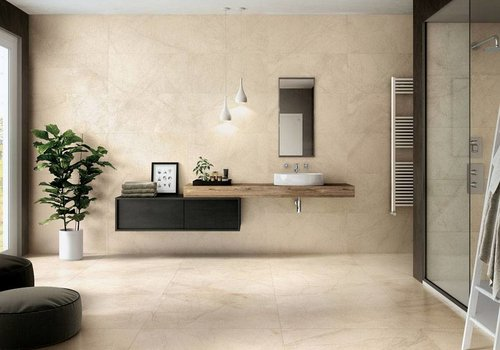 Blustyle vloertegel LIVING STONES Light Cream 60x60 cm