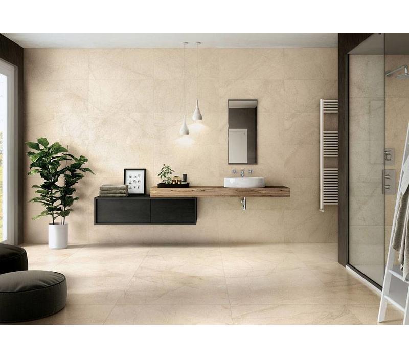 vloertegel LIVING STONES Light Cream 60x60 cm Naturale