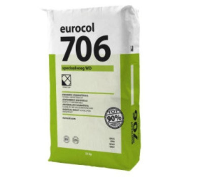 706 SPECIAALVOEG WD DOOS A 5 KG. bruin