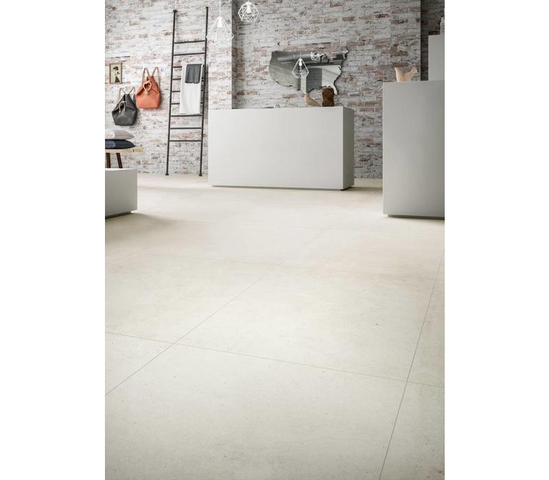 vloertegel MOOD White 80x80 cm