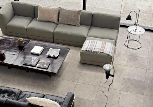 Piemme vloertegel CLAYMOOD Gray 60x60 cm Nat/Ret