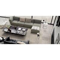 vloertegel CLAYMOOD Gray 80x80 cm Nat/Ret