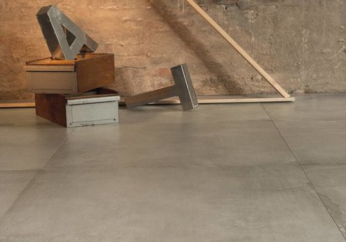 Leonardo vloertegel WATERFRONT 90B Beige 90x90 cm