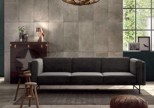 Gazzini vloertegel FUSION Tortora 60x60 cm
