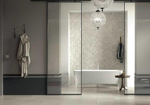 Gazzini vloertegel FUSION Bianco 60x60 cm