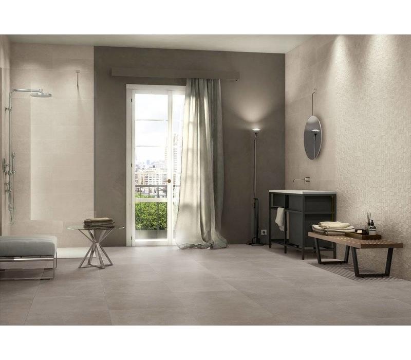 vloertegel PRIME STONE Silver 60x60 cm Soft