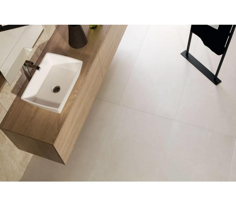 vloertegel NEXUS White 75x75 cm