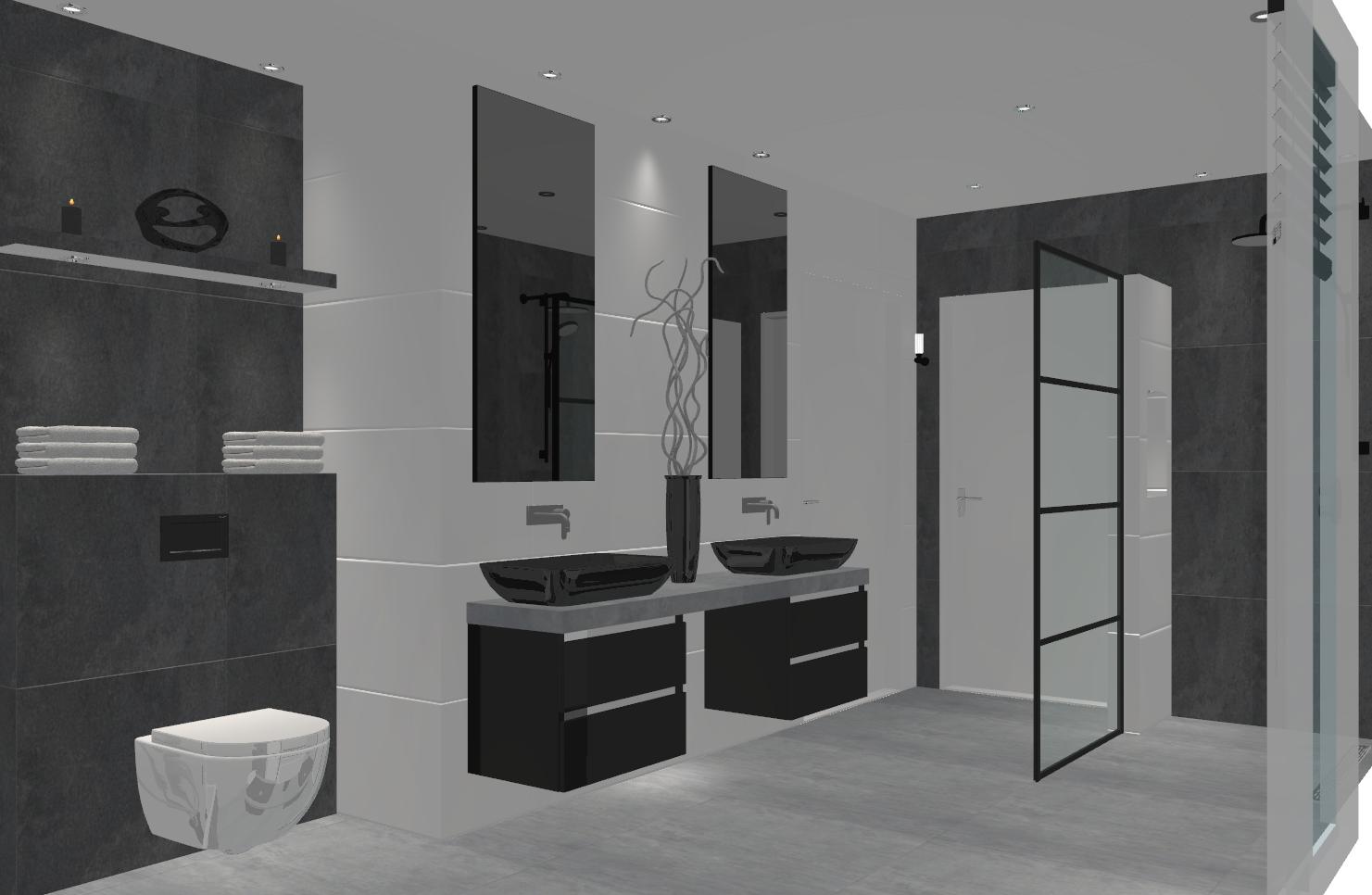Zelf Badkamer Betegelen : Uitgelicht badkamer betegelen trends tegelextra