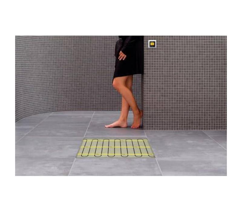 X-Treme control verwarmingsmat  1 m2
