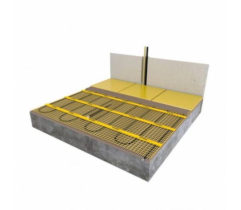 X-Treme control verwarmingsmat 2 m2