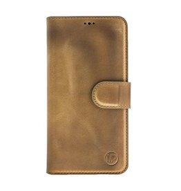 MP Case MP Case Samsung Galaxy S8 echt leer bookcase washed bruin