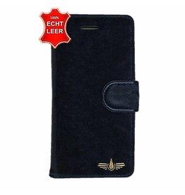 Galata Wallet case iPhone 8 cover echt leer