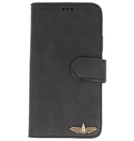 Galata Wallet case iPhone 8 / 7 cover echt leer vintage