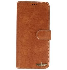 Galata Wallet case Samsung Galaxy Note 8 cover echt leer