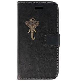 MP Case Sony Xperia XA1 Plus hoesje olifantje brons