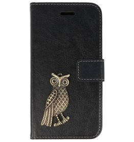 MP Case Huawei Mate 10 Pro hoesje lange uil brons