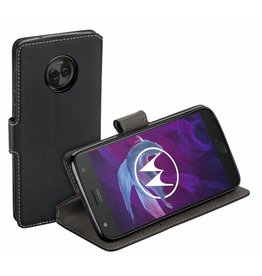 Merkloos Motorola Moto X4 Basis TPU hoesje Zwart