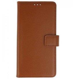Merkloos Sony Xperia XZ2 Compact Basis bookcase bruin
