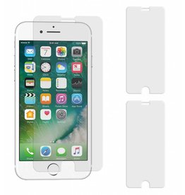 MP Case 3 Stuks iPhone 7 / 8 Plus Tempered Glass Screen Protector