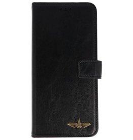 Galata Clear tpu Samsung Galaxy S9+ Plus echt leer zwart