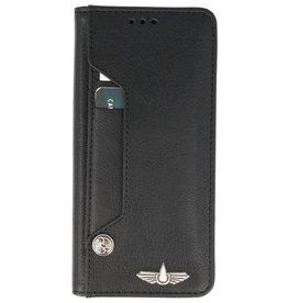 Galata Luxe pasjes Huawei P20 Pro booktype zwart