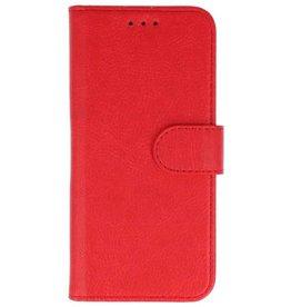 Merkloos Samsung Galaxy J7 (2018) Basis TPU hoesje rood
