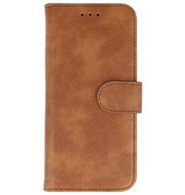 Lelycase Samsung Galaxy J7 (2018) Basis TPU hoesje bruin