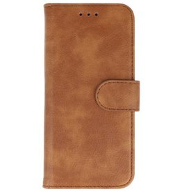 Merkloos Samsung Galaxy J7 (2018) Basis TPU hoesje bruin