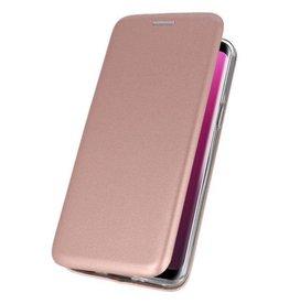 MP Case iPhone Xs / X slim folio case roze