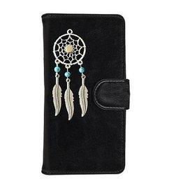 MP Case iPhone Xr bookcase dromenvanger zilver