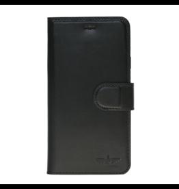 Galata Echt leer bookcase Samsung Galaxy S10e zwart