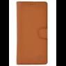 MP Case Classic luxe echt leer iPhone 7/8 Plus booklet saddle bruin