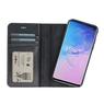 Galata Echt leer 2in1 Samsung Galaxy S10 bookcase zwart