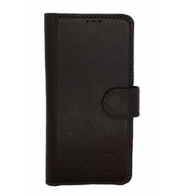 MP Case Classic luxe echt leer iPhone 5/5s/SE booklet donkerbruin