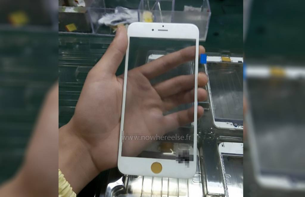 Apple begint massaproductie van Force Touch-panelen voor iPhone 6S'