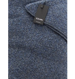SjaalMania Big Wrap Boucle Steel Blue