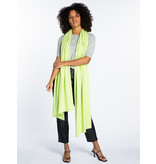 Sjaal SjaalMania Cosy Chic Grass Green