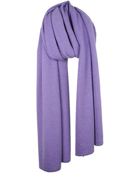 Sjaal SjaalMania Cosy Chic Purple Haze