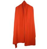 Sjaal SjaalMania Cosy Chic Flame Orange