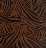 Cosy Cashmy Zebra Black-Brown