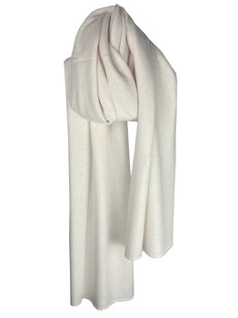 Cosy 100% Cashmere Off White