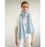 Cosy 100% Cashmere Airy Blue