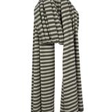 Cosy Chic Stripes Olive – Grigio