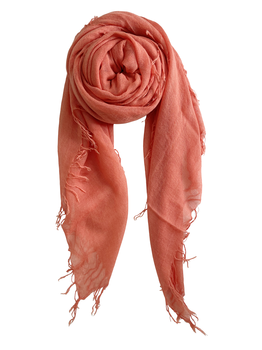 Sjaal  Cosy Cashmy Coral
