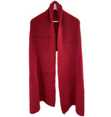 Cosy Bouclé Sjaal XL Simply Red