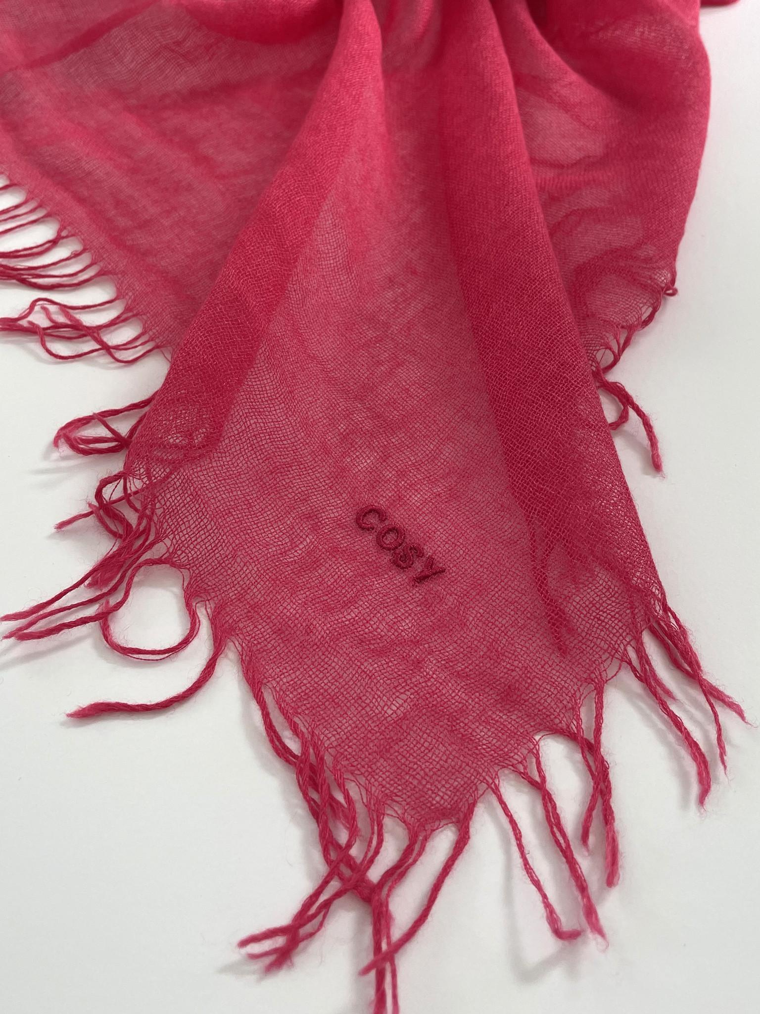 Cosy Cashmy Diva Pink